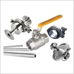 SS Pipeline Spares