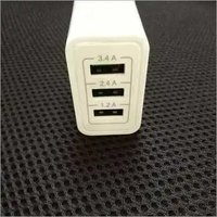 MAXOTEL 5V-3.4A 3 USB mobile Charger