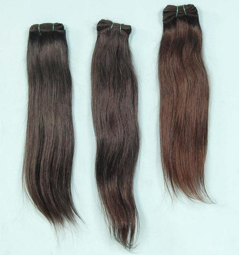 Machine Weft  Straight Hair