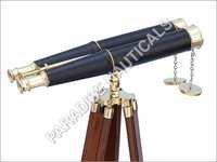 Antique Brass Binoculars