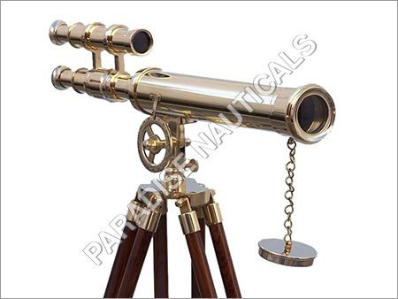 Brass Nautical Telescope