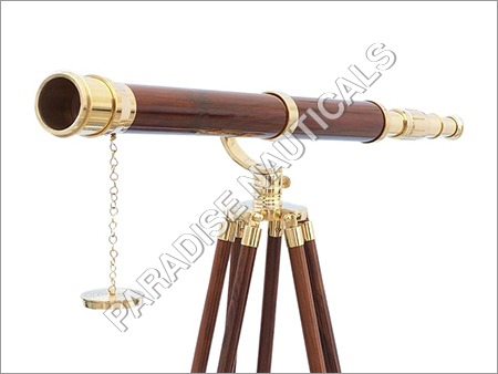 Nautical Decorative Telescope