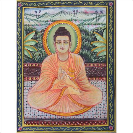 Gauttam Bhudh Painting