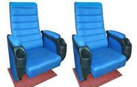 Push Back Multiplex Theater Chair