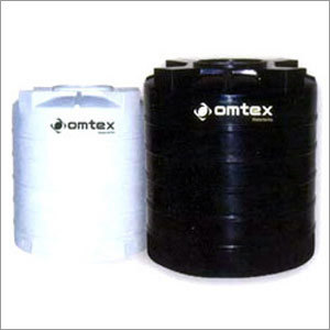 Cylindrical Water Tanks