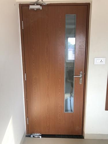 Wood Finish Doors