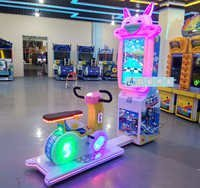Vedio game machine music bike on the water FGRX0006