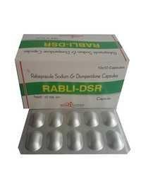 Rabeprazole sodium & Domperidone