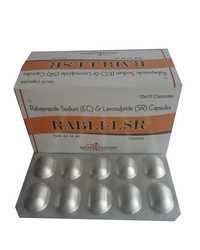 Rabeprazole sodium & Levosulpride