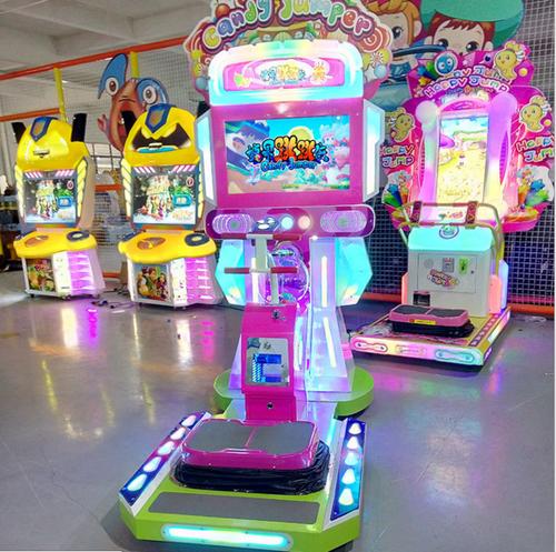 FGRX0008 Candy Jumping vedio music amusement machine