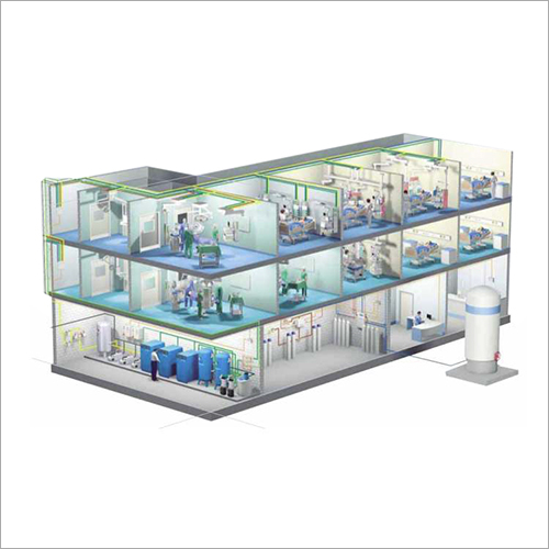 Medical Gas Management System