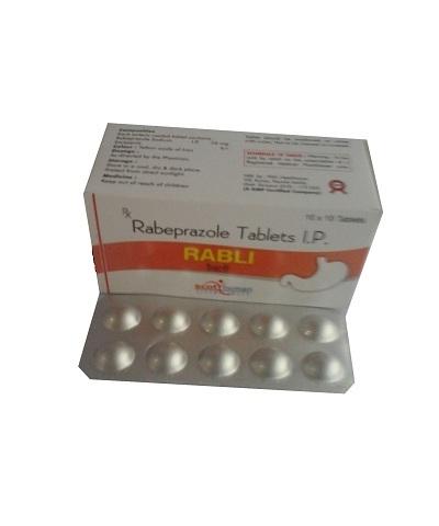 Rabeprazole 20 mg Alu Alu