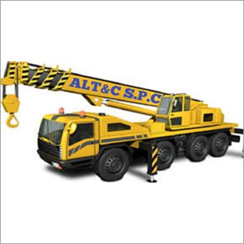 Truck Crane Rentals