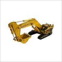 Excavators Rental Services