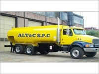 Tankers Rental Services