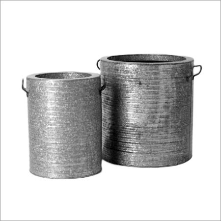 Garden Galvanized Planter