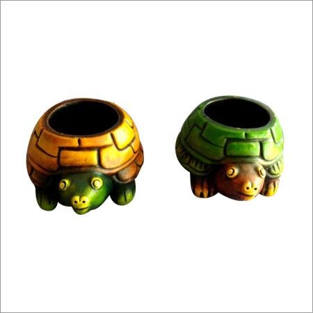 Tortoise Pot