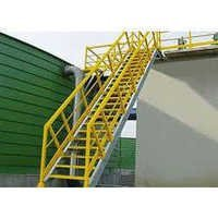 FRP SINGLE LADDER CUSTOMIZED TYPE