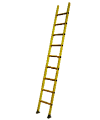 FRP SINGLE LADDER