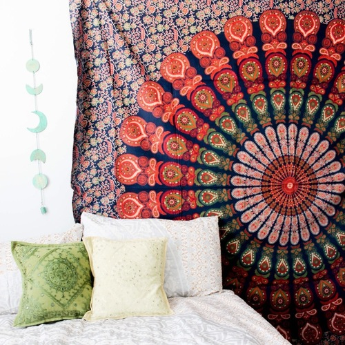 Printed Tapestry