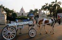 Beautiful Wedding Victoria Buggy