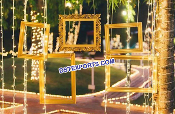 Hanging Wedding Photo Frame