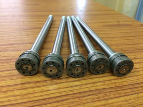 Motor cycle piston rod