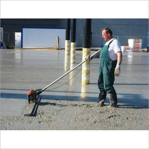 LIEVERS Vibrating Beams and Wet Screeds