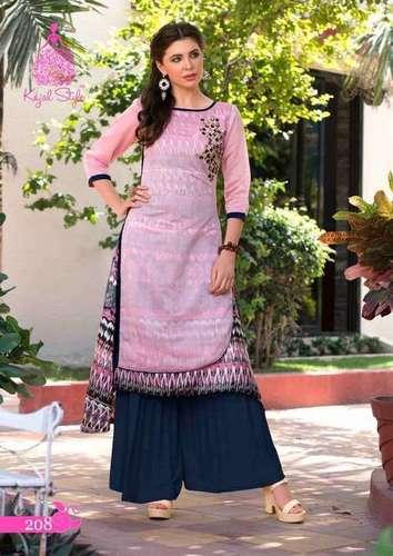 Ladies Designer Long Kurti