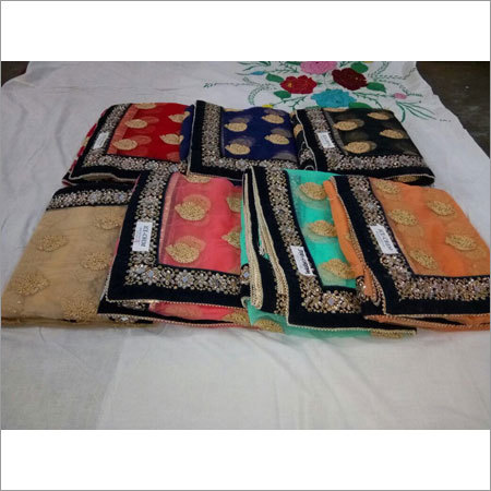 Ladies Heavy Work Designer Sarees