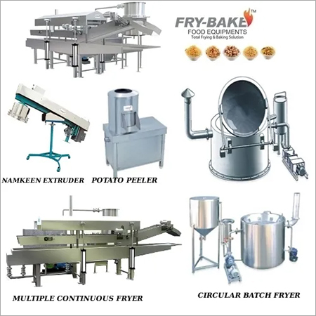 Namkeen Making Machine & Food Processing Machine