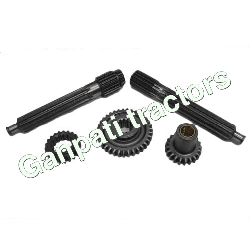Ace Crane Gears And Shafts