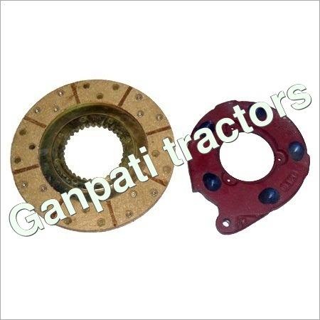 Tractor Brake Lining and Plate