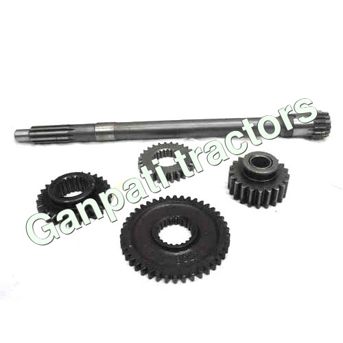 Eicher Tractors Gears and Shafts