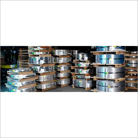 Stainless Steel Slit Coils