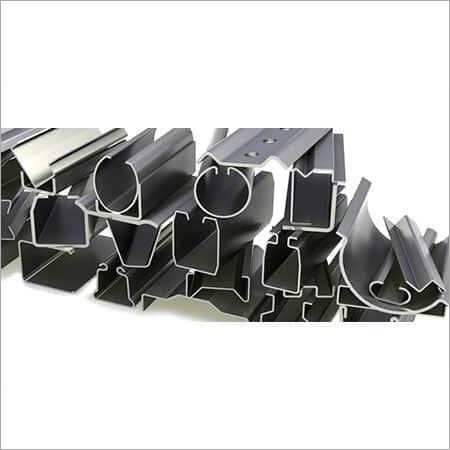 Stainless Steel Door Section