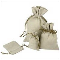 Grey Cotton Bags