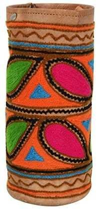 Embroidered Bottle Cover