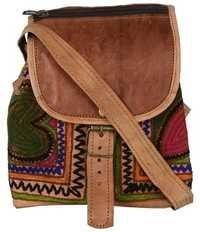 Leather Small Ladies Handbag