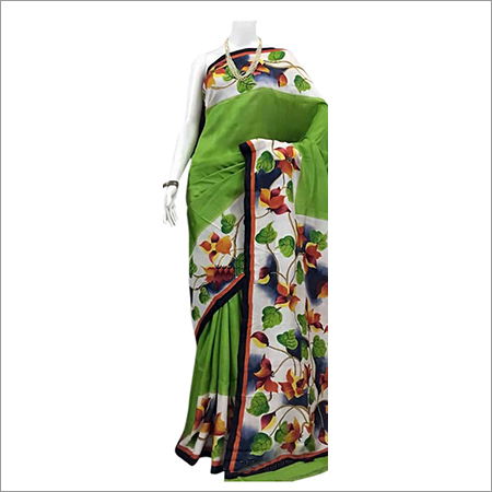 Ladies Digital Print Sarees
