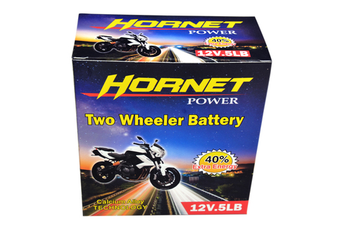 5LB Two Wheeler Battery