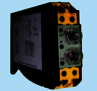 Din Rail Timer- ON/ OFF