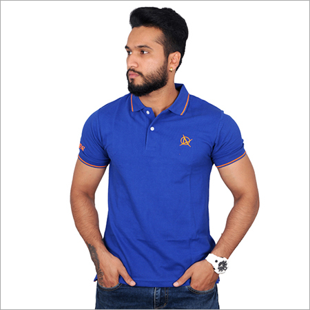 Customized Blue T-Shirt