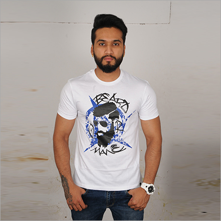 Customized White T Shirts