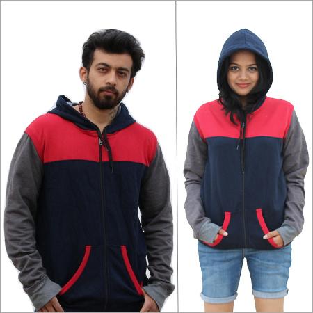 Customized Unisex Jacket Hoodie