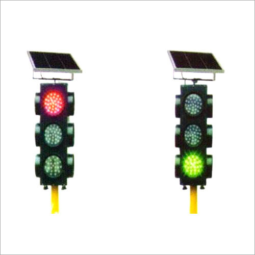 Solar Traffic Signaling Systems