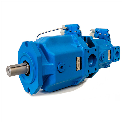 Hydraulic Double Piston Pump