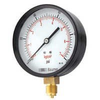 Baumer (Formerly Warree) Pressure Gauge