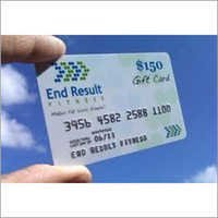 Customized Plastic Card