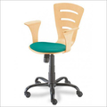 Revolving Canteen Chairs
